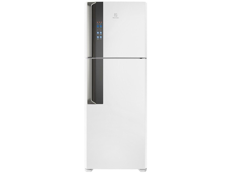 Geladeira/Refrigerador Electrolux Frost Free - Duplex Branca 474L DF56 Top Freezer