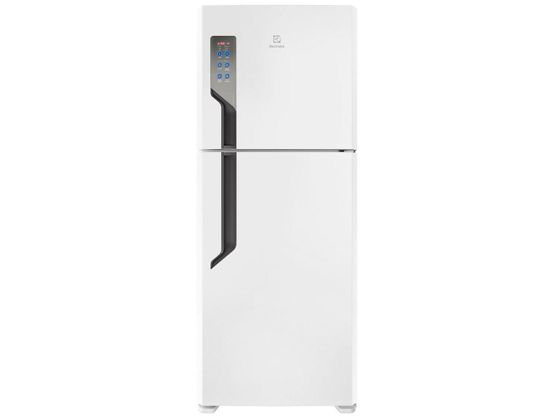 Geladeira/Refrigerador Electrolux Frost Free - Duplex Branca 431L TF55 Top Freezer