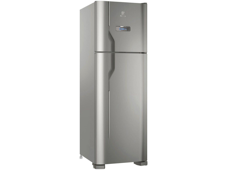 Geladeira/Refrigerador Electrolux Frost Free Inox - Duplex 371L DFX41