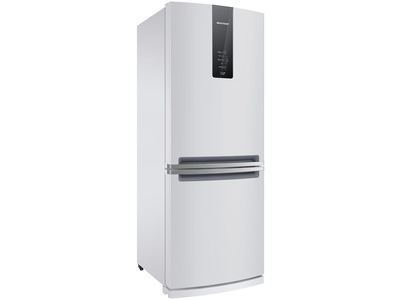 Geladeira/Refrigerador Brastemp Frost Free Inverse - Branco 443L com Turbo Ice BRE57 ABANA