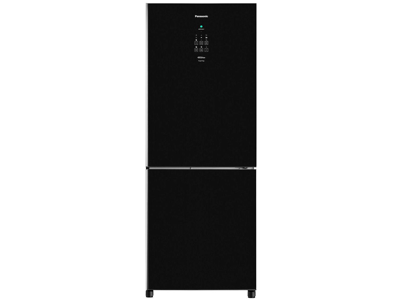 Geladeira/Refrigerador Panasonic Frost Free - 425L Glass Painel EasyTouch