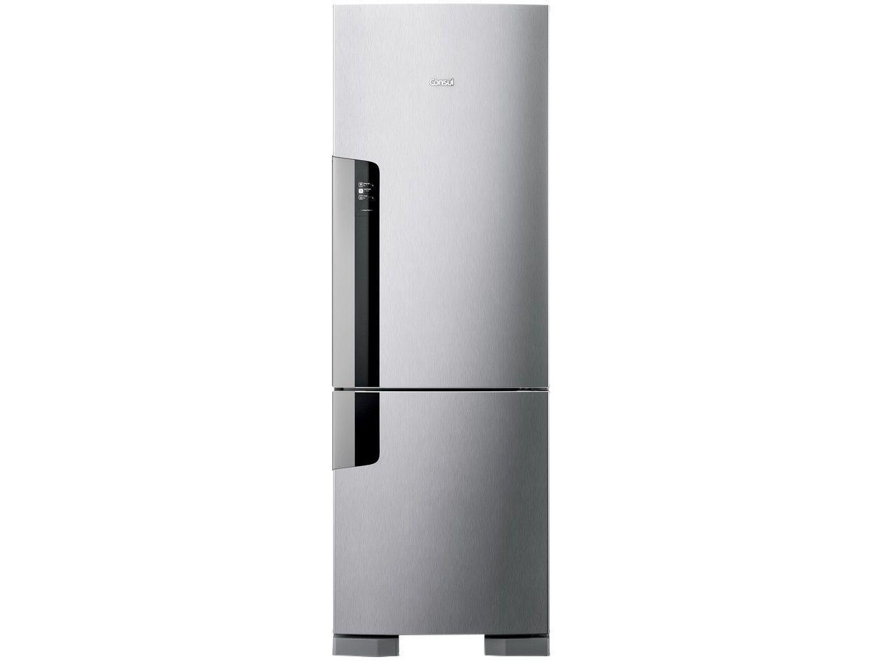 Geladeira/Refrigerador Consul Frost Free Duplex - Evox 397L CRE44AK