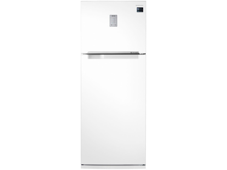 Geladeira/Refrigerador Samsung Frost Free Inverter - Duplex Branco 460L PowerVolt Evolution RT46