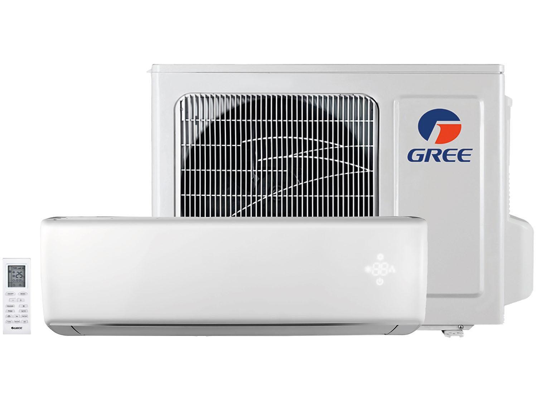 Ar-condicionado Split Gree 12.000 BTUs Quente/Frio - Eco Garden GWH12QC-D3NNB4A