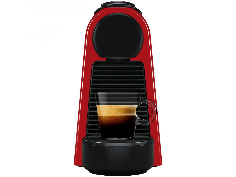 Cafeteira Nespresso Essenza Mini Vermelha