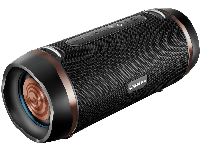 Caixa de Som Gradiente GSP200 Bluetooth - Portátil 50W USB
