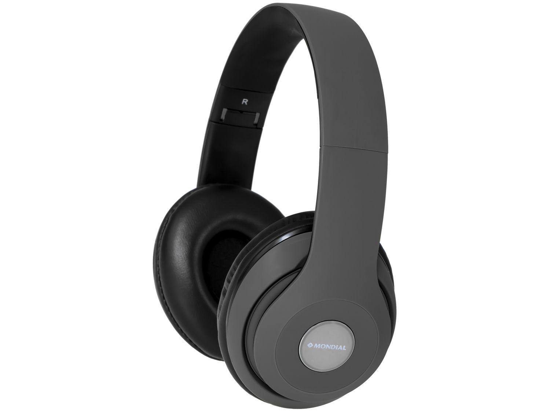 Headphone Mondial HP-03 Esportivo com Microfone - Grafite