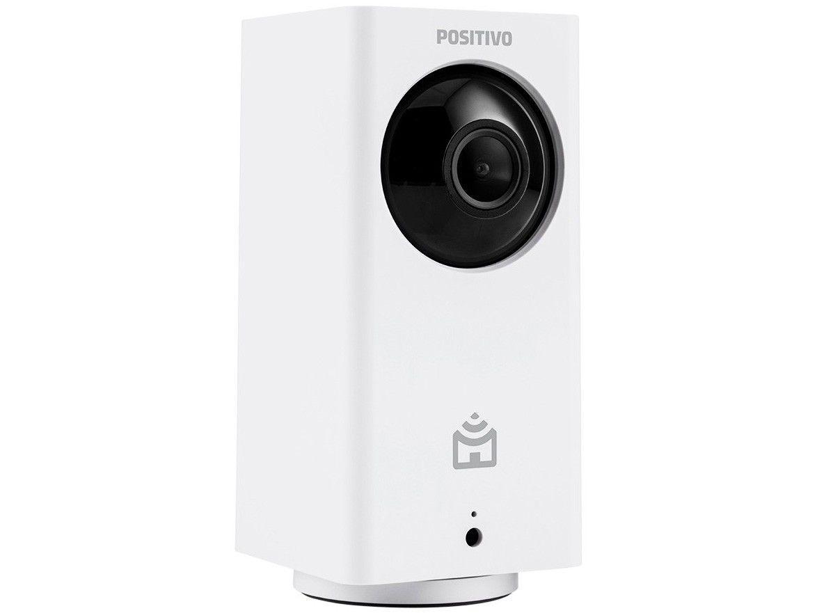 Câmera Inteligente 360° Wi-Fi Positivo Smart Home - 3901055