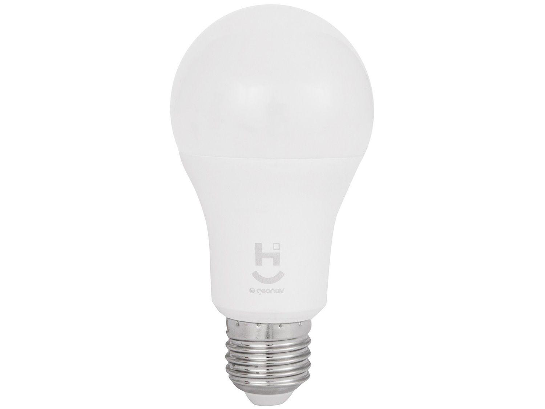 Lâmpada Inteligente Geonav Home Intelligence - HISBE27 LED Wi-Fi 10W