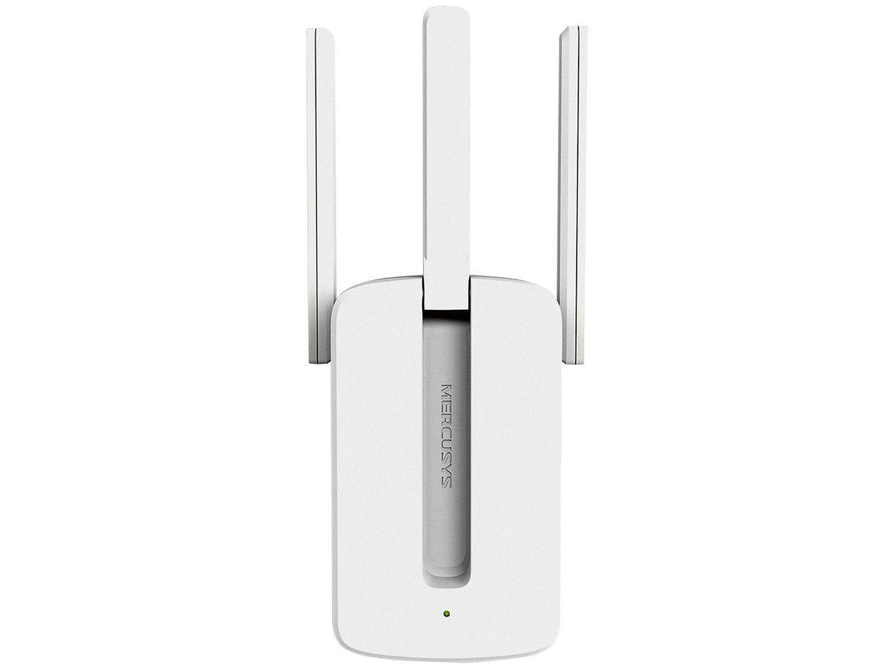 Repetidor de Sinal Wi-Fi Mercusys MW300RE - 300mbps 3 Antenas