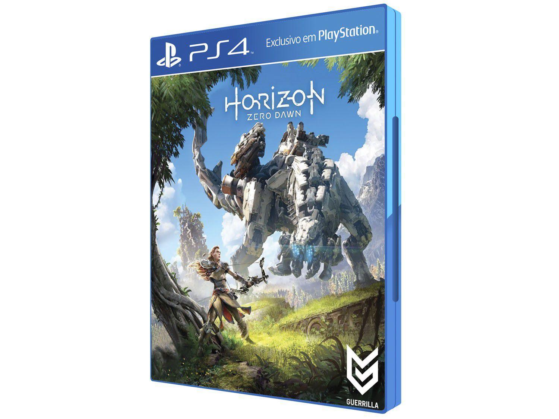 Horizon Zero Dawn para PS4 - Guerilla