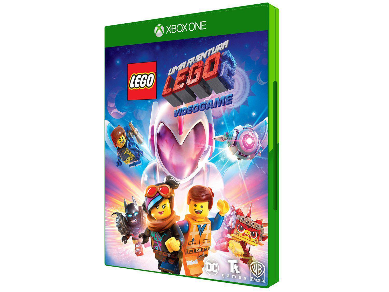 Uma Aventura LEGO 2 para Xbox One - TT Games
