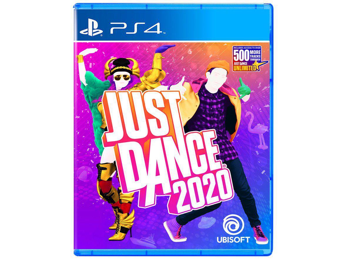 Just Dance 2020 para PS4 - Ubisoft