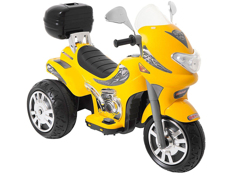 Moto Elétrica Infantil Sprint Turbo 2 Marchas - com Farol Biemme