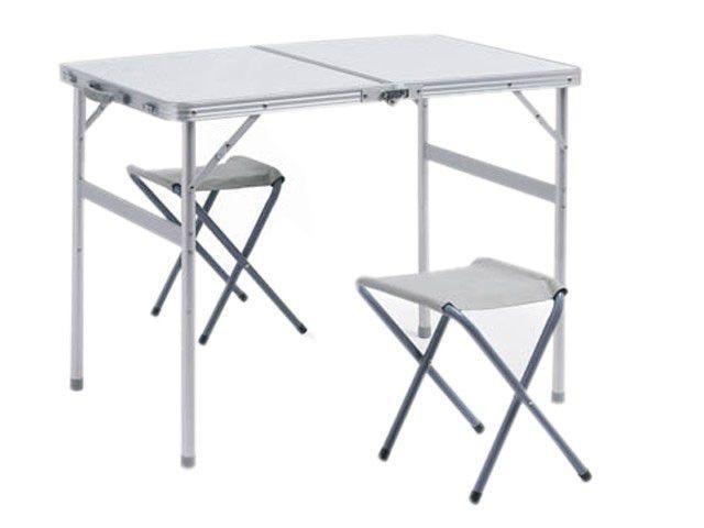 Conjunto de Mesa e Cadeiras Dobráveis Domo - Nautika