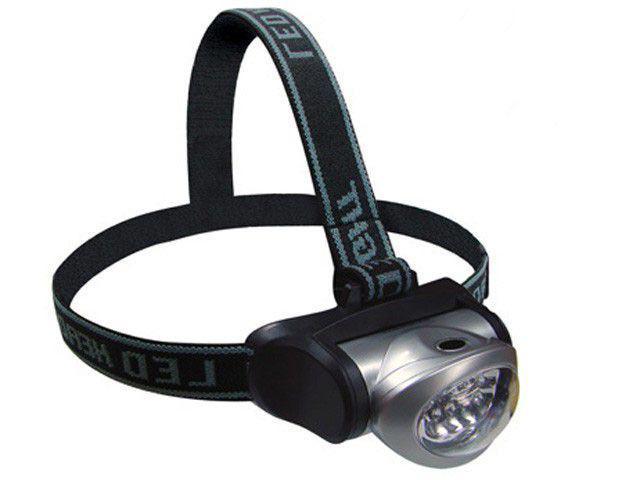 Lanterna LED de Cabeça Nautika - Turbo