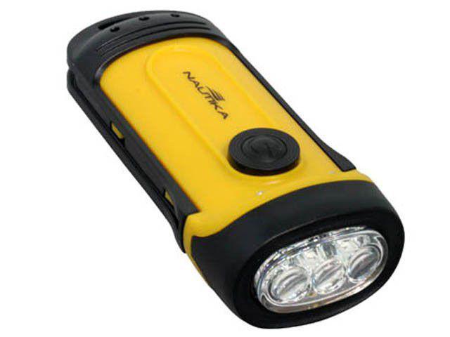 Lanterna LED Camping 3 Modos de Iluminação - À Prova d?Água Nautika Dyno