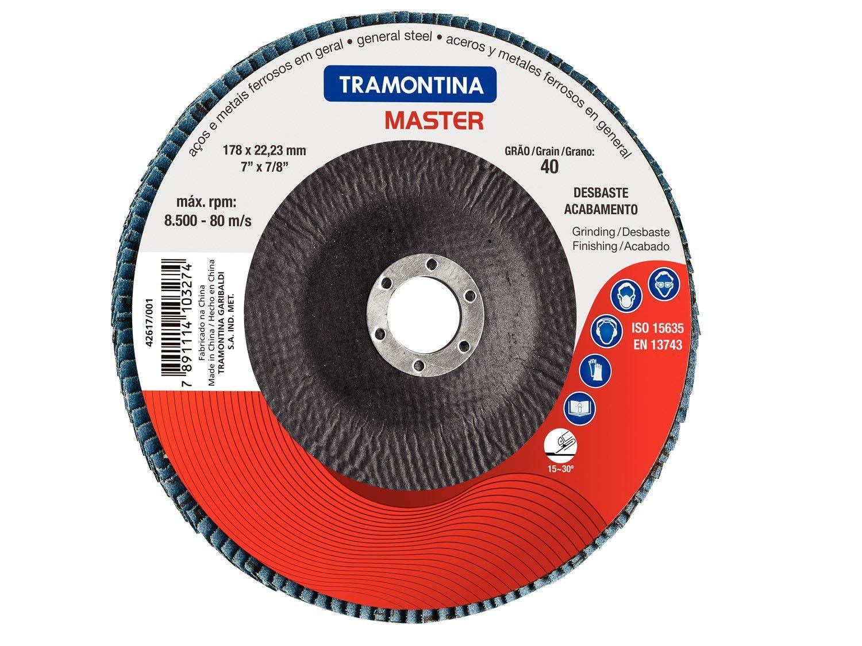 Disco de Corte Ideal para Pedras Tramontina - 42617001