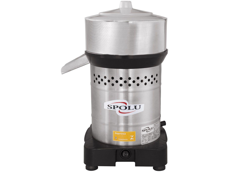 Espremedor de Frutas Industrial Spolu SPL-006 - Elétrico Inox