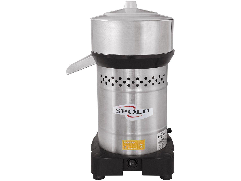 Espremedor de Frutas Industrial Spolu SPL-007 - Elétrico Inox