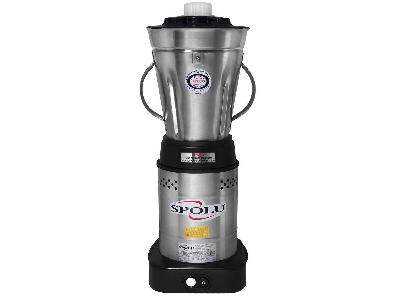Liquidificador Industrial 4L Inox Spolu - SPL-049 700W