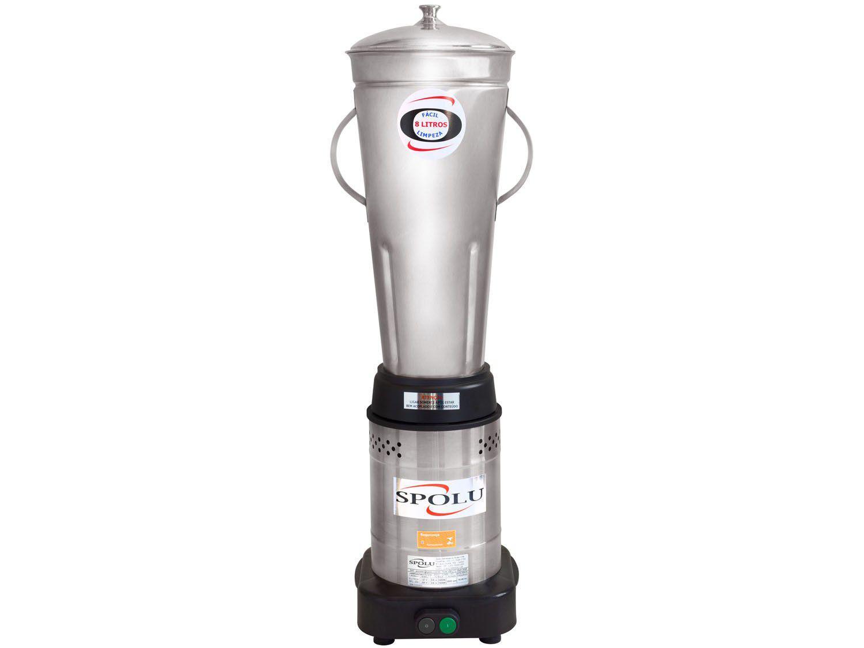 Liquidificador Industrial 8L Inox Spolu - SPL-051 1000W
