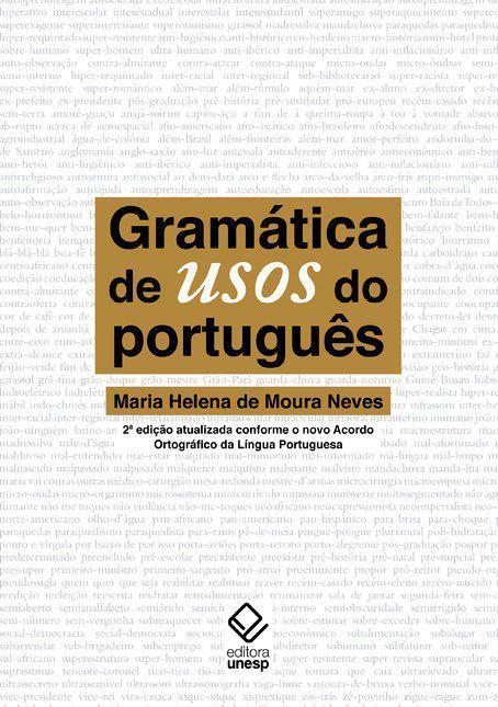 Gramática de Usos do Português - Unesp
