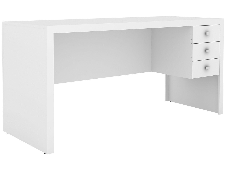 Mesa para Computador/Escrivaninha 3 Gavetas - Tecno Mobili ME 4113