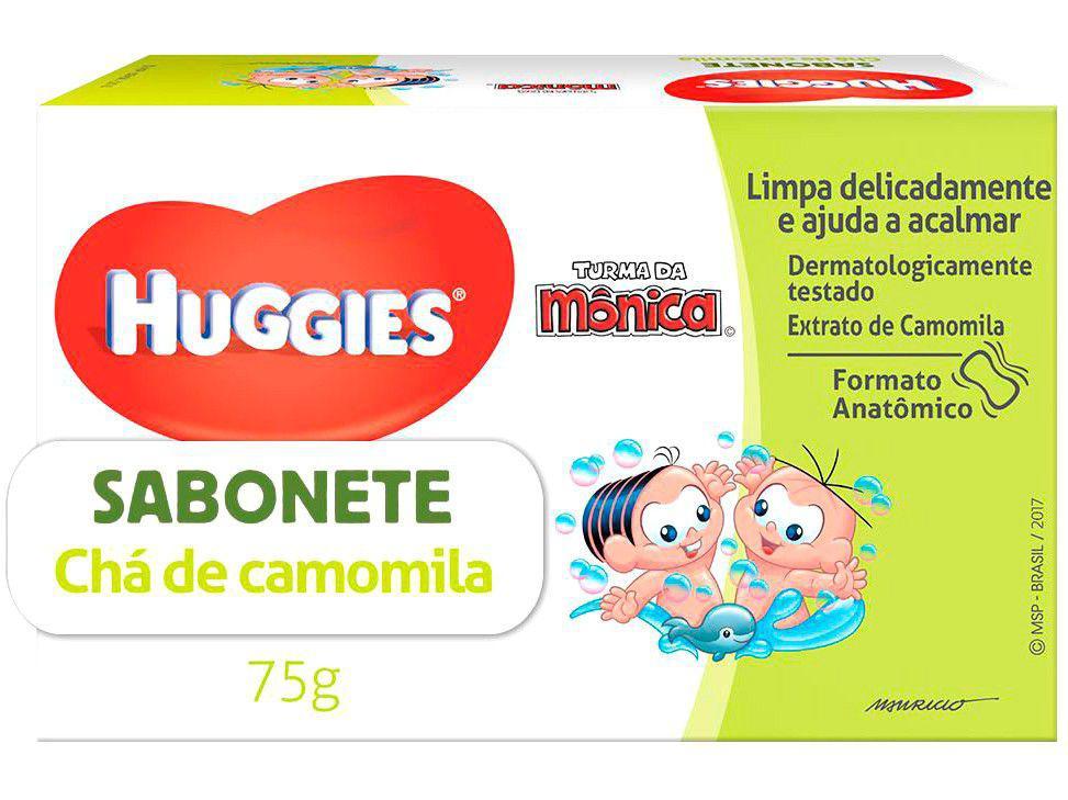 Sabonete Infantil em Barra Turma da Mônica - Huggies
