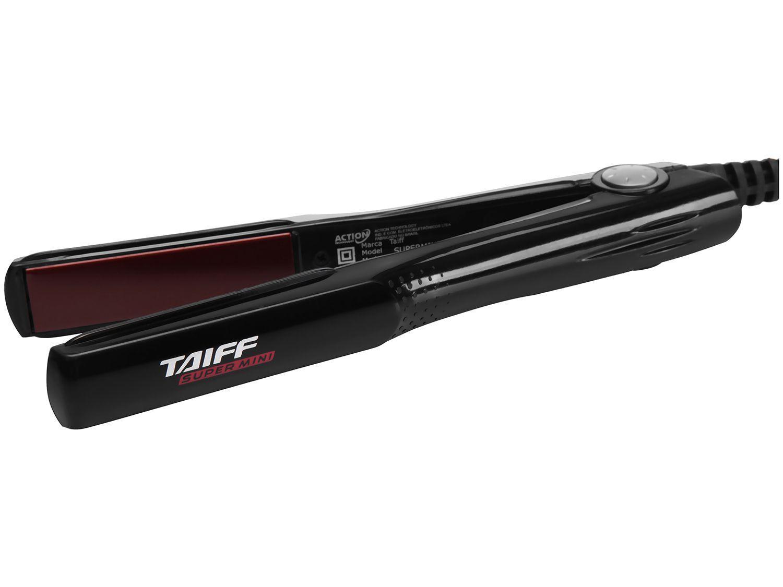 Chapinha/Prancha de Cabelo 200°C Taiff - Elegance Cuper Mini Action