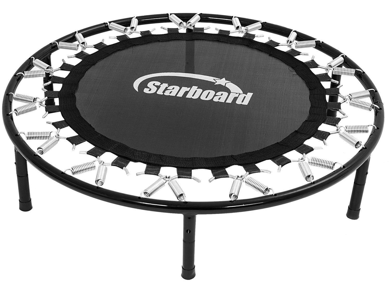 Trampolim Starboard até 100kg - 30 Molas
