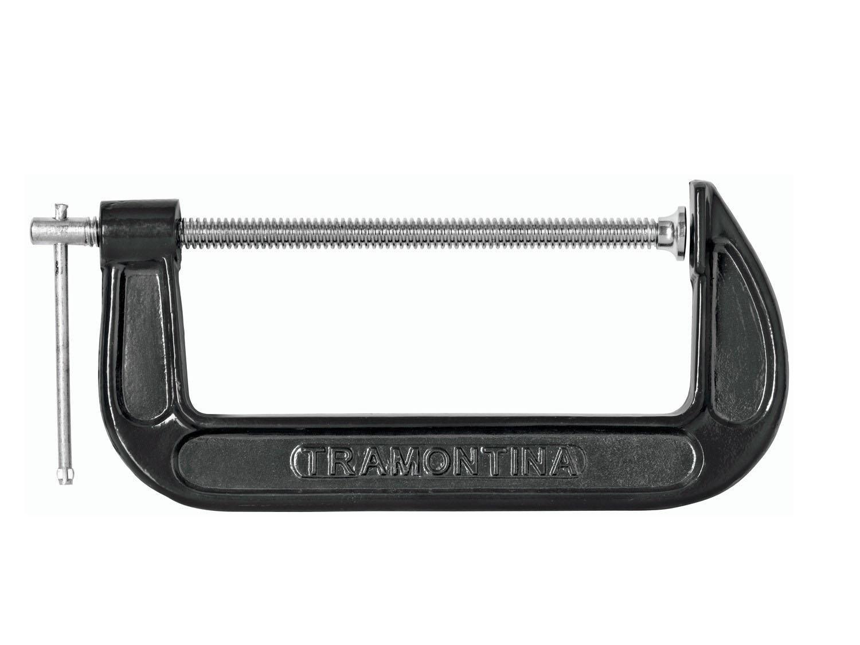Grampo Tipo C 6 - Tramontina - 43190006