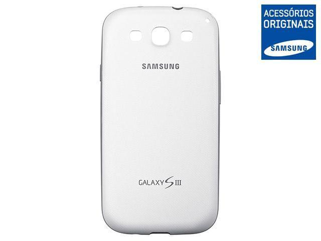 Capa Protetora p/ Galaxy SIII - Samsung