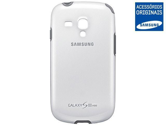 Capa Protetora TPU p/ Galaxy SIII Mini - Samsung