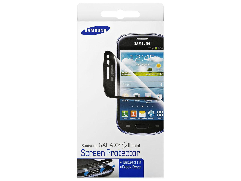Película Protetora p/ Galaxy SIII Mini - Samsung
