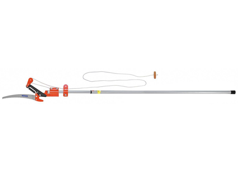 """Serrote Podador 12"""" com Cabo de Metal Extensível - de 1,5 até 3mts - Tramontina 78380781"""
