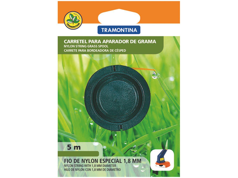 Carretel Fio de Nylon 1.8 mm 5M - Tramontina 78798284