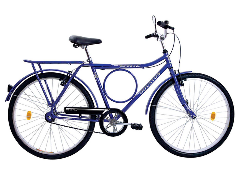 Bicicleta Houston Super Forte VB Aro 26 - Freio V-Brake