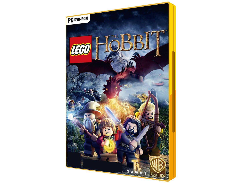 Lego - O Hobbit para PC - Warner