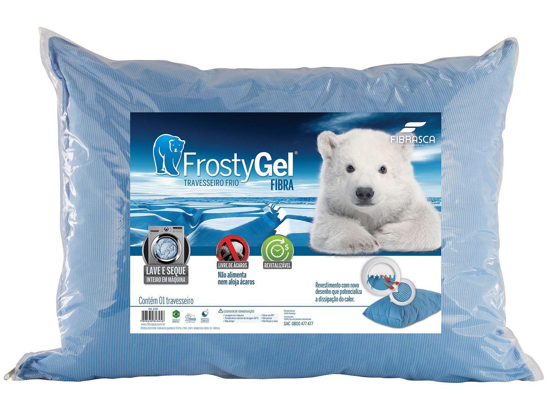 Travesseiro Fibrasca - FrostyGel