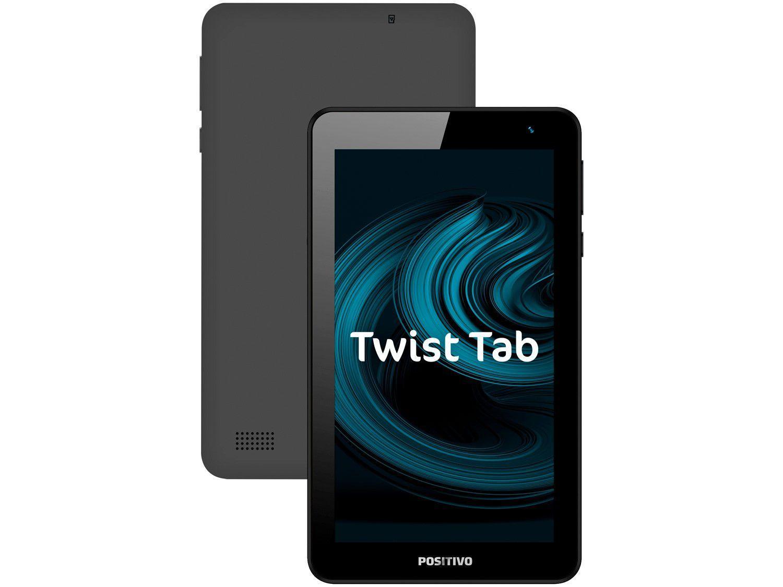 "Tablet Positivo Twist Tab 7"" Wi-Fi 32GB - Android Oreo Quad-Core"