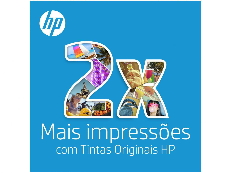 Cartucho de Tinta HP 662 Preto - Original