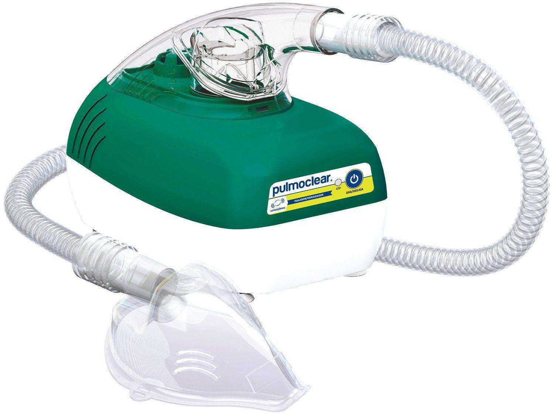 Inalador/Nebulizador Ultrassônico Soniclear - Pulmoclear