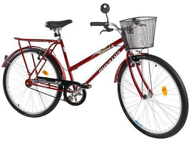 Bicicleta Houston Ônix VB - Monovelocidade Aro 26 Alumínio