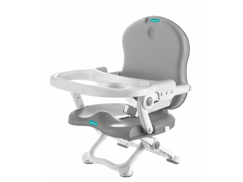 Cadeira de Alimentação Portátil Bebeliê Pocket - CAP-01 3 Posições de Altura 0 a 15kg