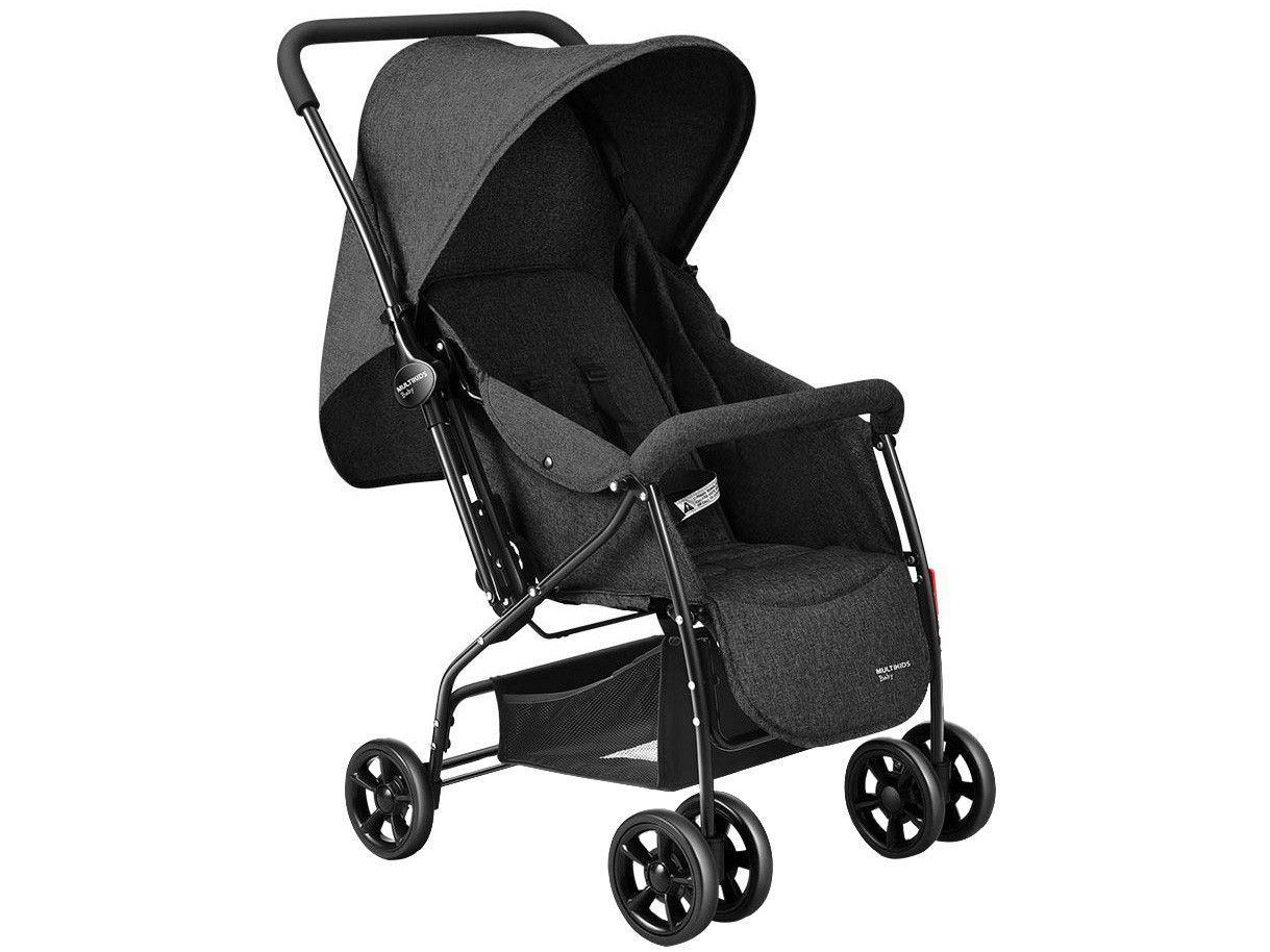 Carrinho de Bebê Multikids Baby Travel System Max - até 15kg