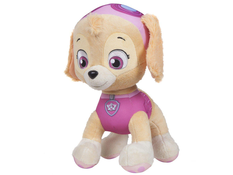 Pelúcia Patrulha Canina da Skye - Sunny Brinquedos