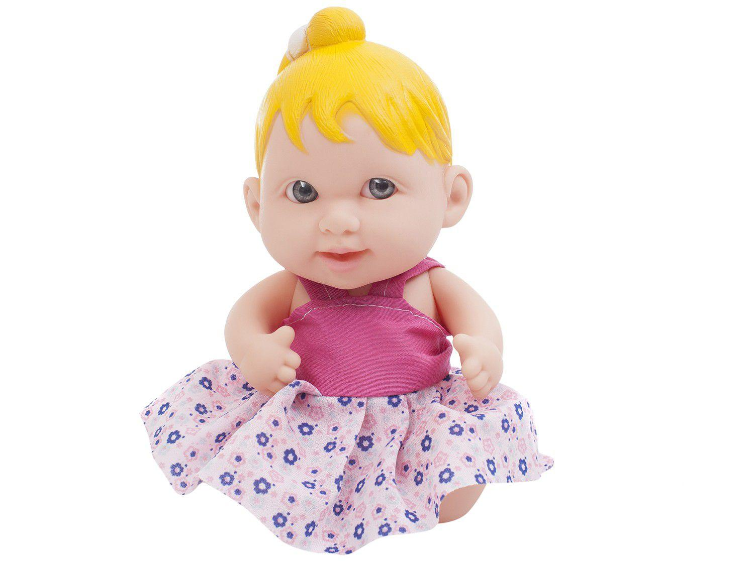Boneca Babies New Collection 847 - Bee Toys