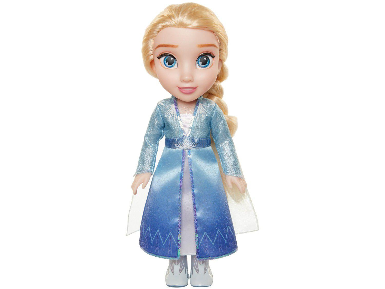 Boneca Disney Fronzen II Elsa Luxo 11cm - Mimo Toys