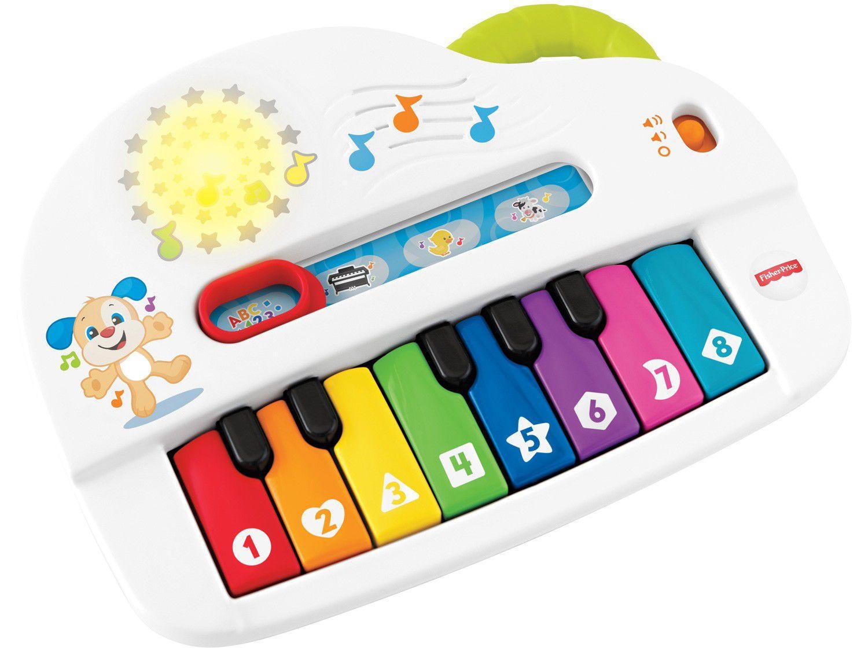 Piano de Brinquedo Cachorrinho - Fisher-Price